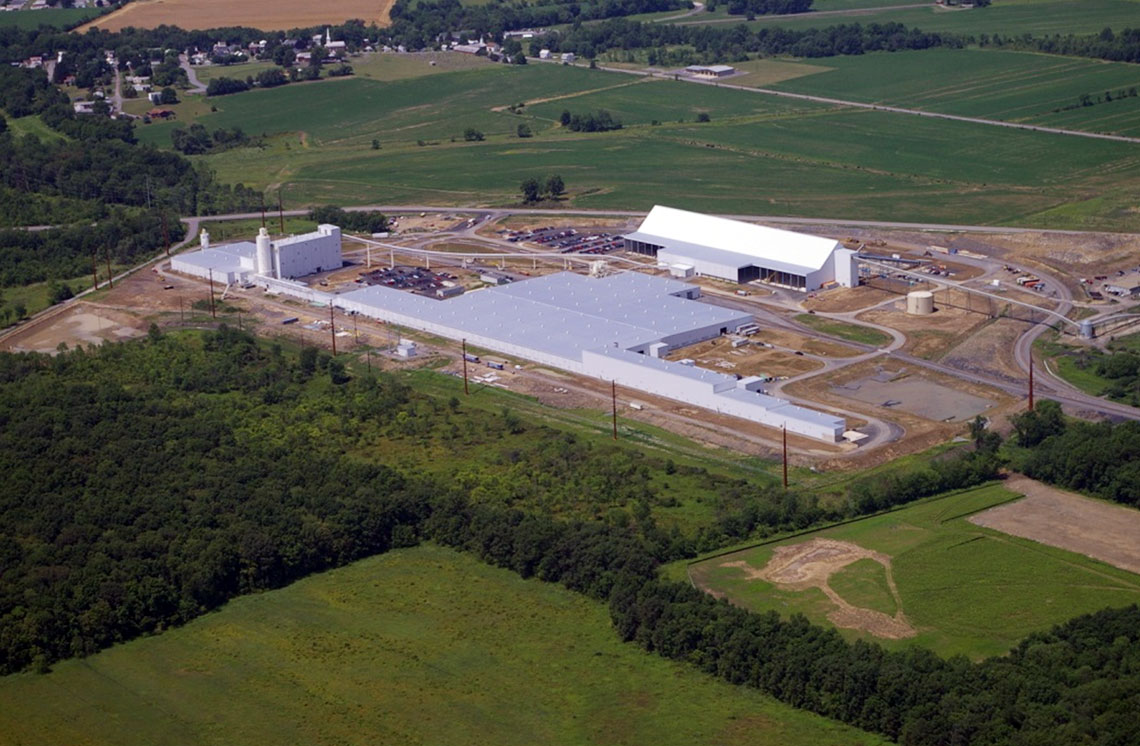 U.S. Gypsum Wallboard Plant